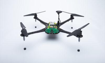 Qualcomm presenta la primera plataforma con 5G e Inteligencia Artificial para drones