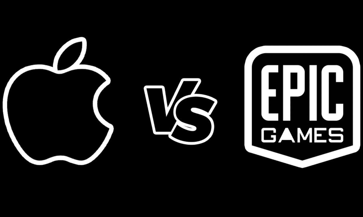 Apple y Epic