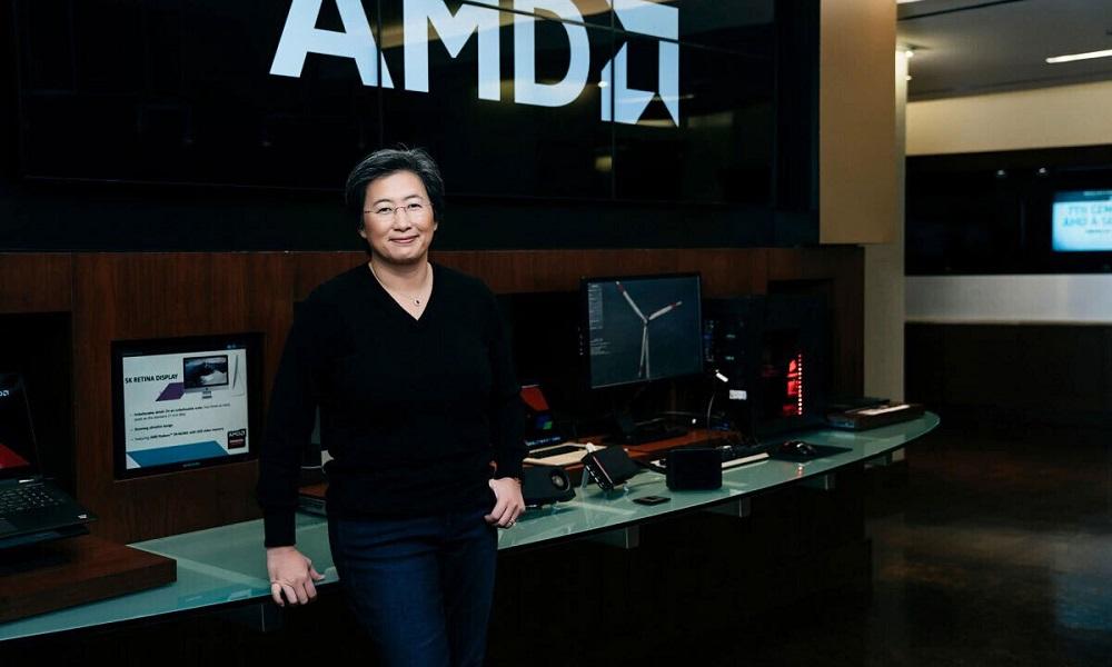 Lisa Su semiconductores