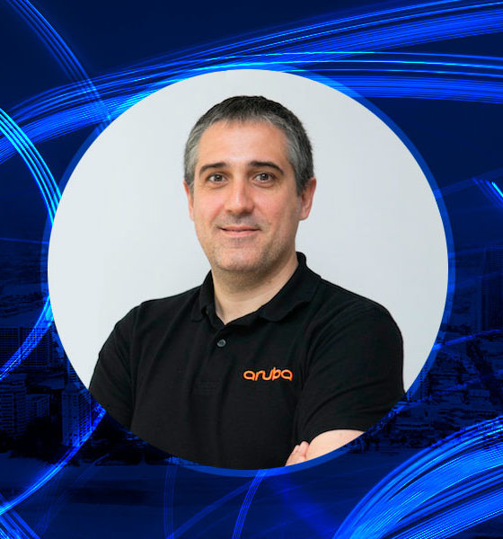 Entrevista Xavier Cadenas Aruba-HPE