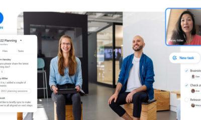 Google actualiza Workspace para facilitar el trabajo híbrido