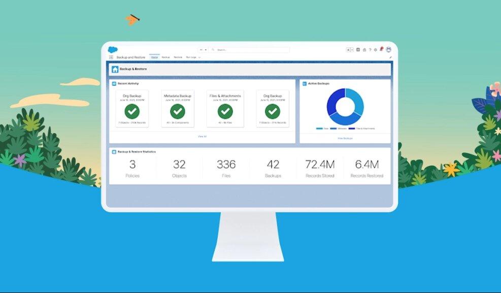 Salesforce amplía su acuerdo con AWS y lanza una opción de backup y restauración