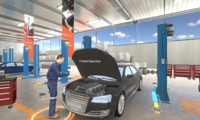 Getac lanza una exposición virtual para la industria del automóvil