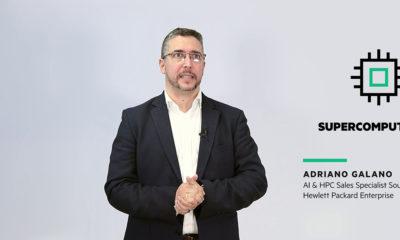 Adriano Galano HPE Supercomputación
