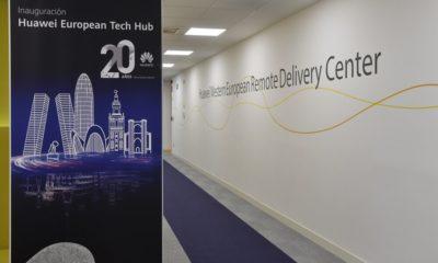 Huawei abre en Madrid su hub tecnológico para Europa