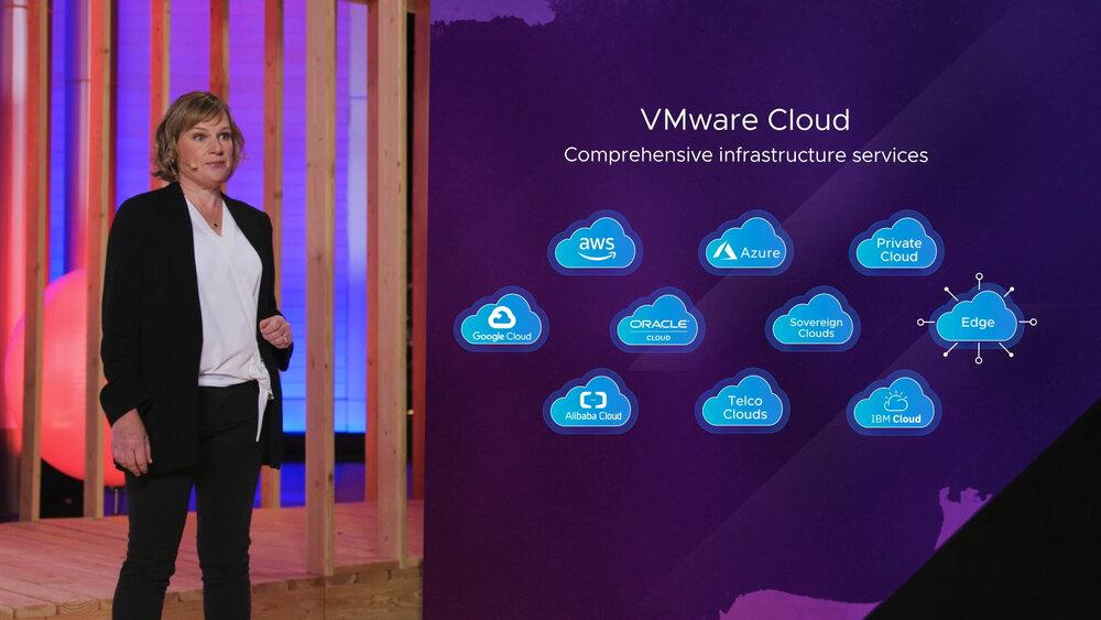 VMware VMworld 2021: todo para mejorar la experiencia en entornos multicloud